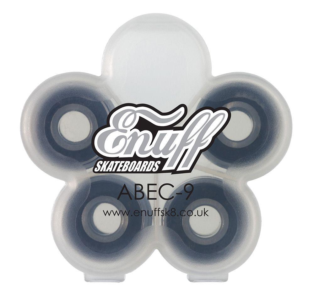 Łożyska ABEC 9 Enuff black skateborging