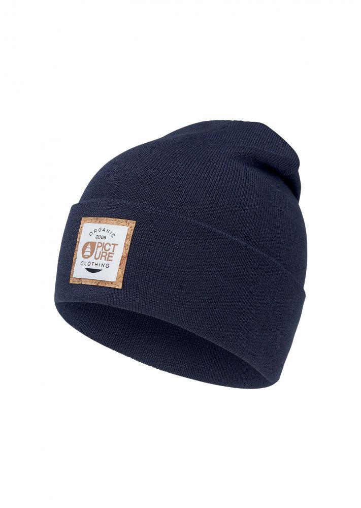 czapka zimowa PICTURE UNCLE BEANIE D Dark Blue