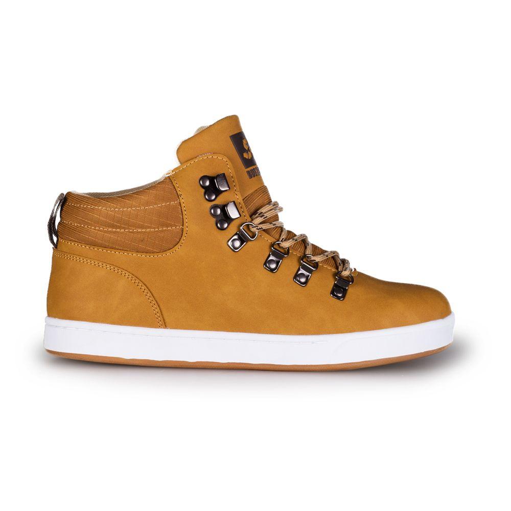 Buty Zimowe Bustagrip dude yellow sneakersy