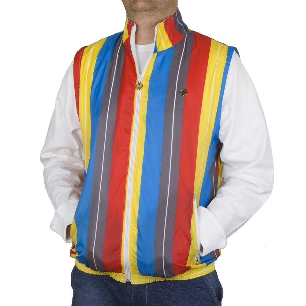 Bluza z odpinanymi rękawami Cross Colours