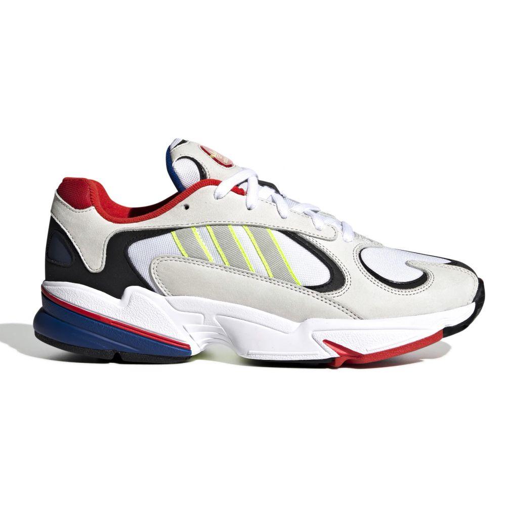 Buty Adidas Yung-1 odblaskowe kiksy Torsion