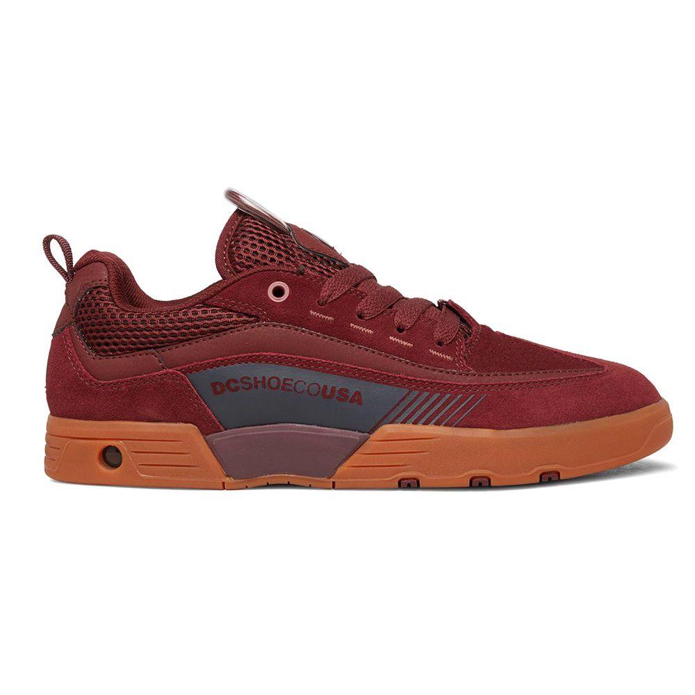 Buty DC shoe Legacy 98 Slim MAR Bordowe kiksy