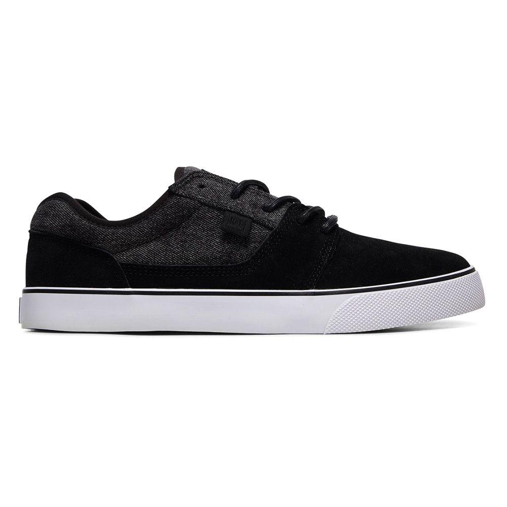 Buty DC shoes Tonik SE BDM Czarne tenisówki