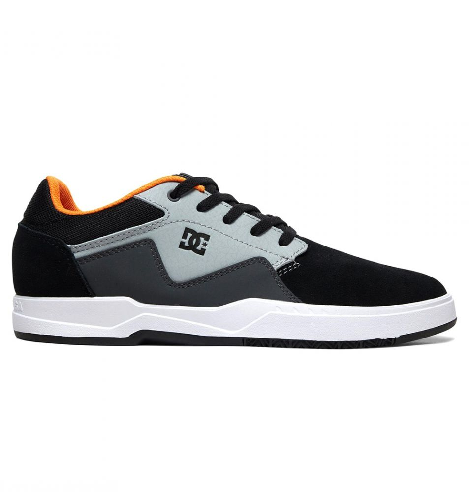 Buty Dc Shoe USA Barksdale XKSS kiksy szare