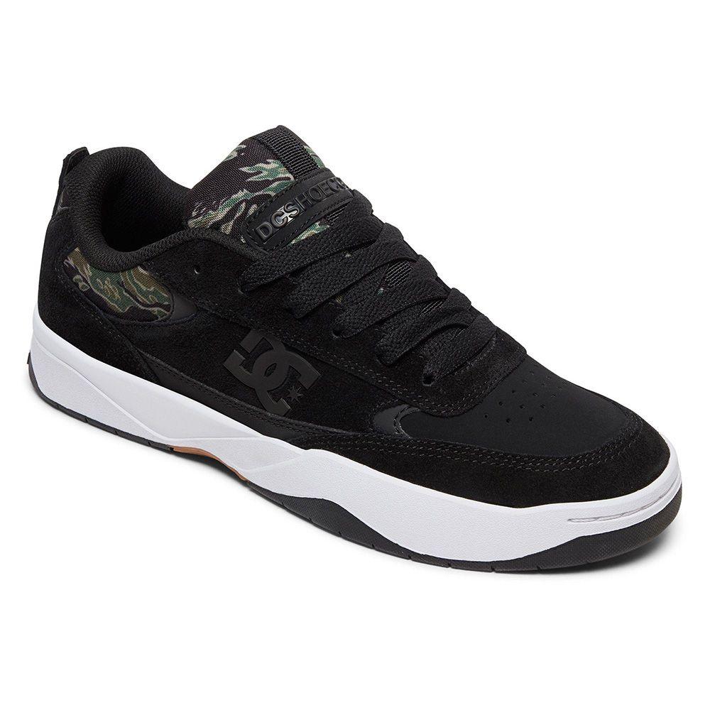 Buty Dc shoes Penza 0CP czarne sneakersy camo