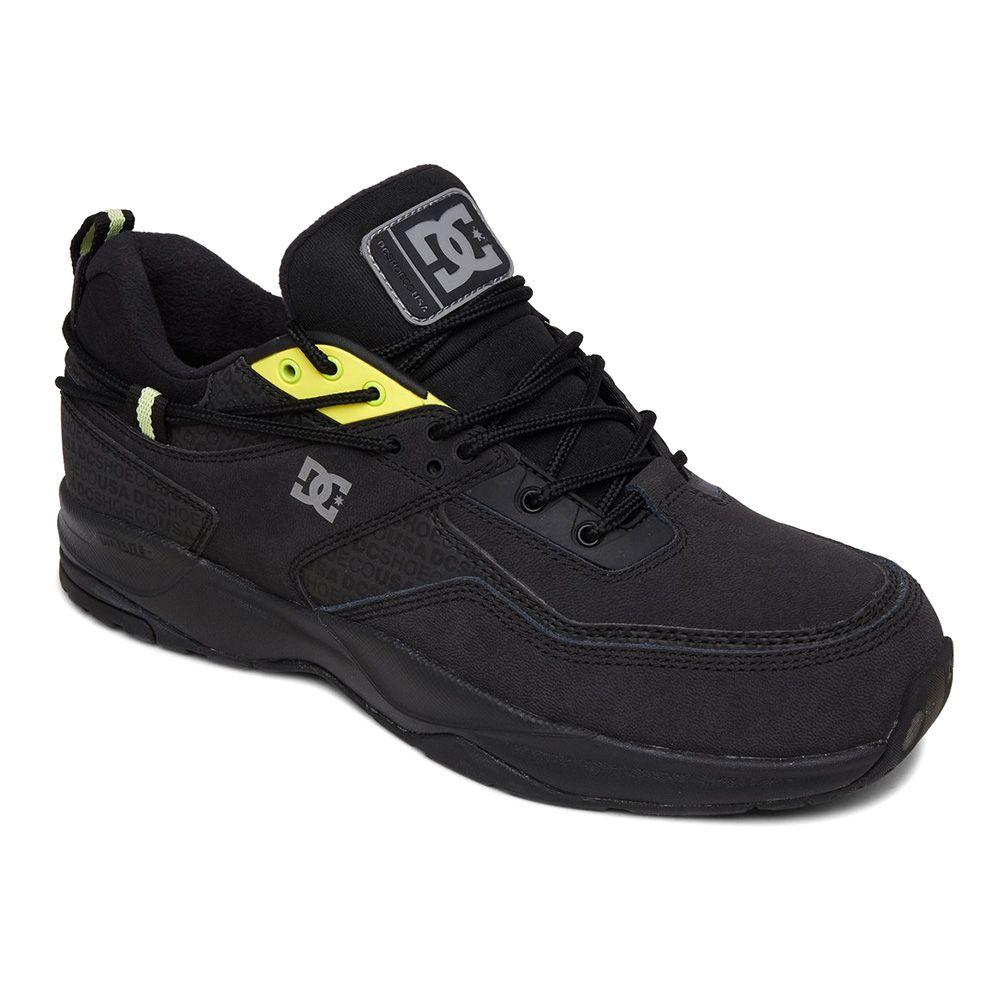 Buty zimowe Dc Shoe USA E.Tribeka WNT czarne