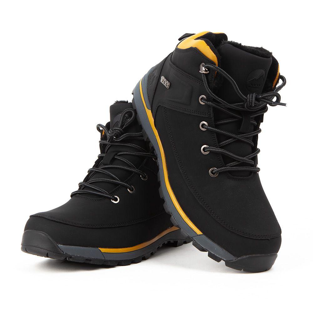 Buty zimowe VICO Mountain Tech czarne długie
