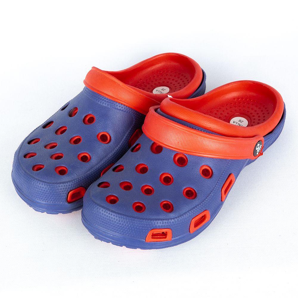 Chodaki Balloon my Shoes granatowe damskie