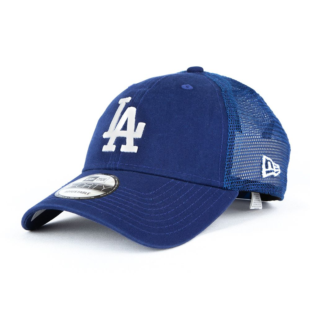 Czapka New Era 9FORTY LA Los Angeles Truck blue