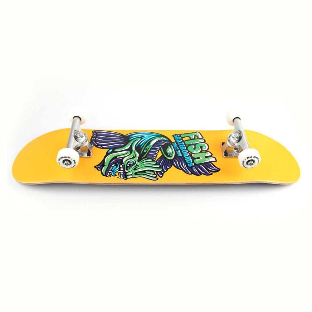Deskorolka Fishskateboards Beginner Mason 8.0