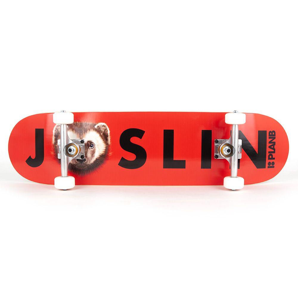 Deskorolka kompletna Plan B Joslin Fury 8.125 sk8