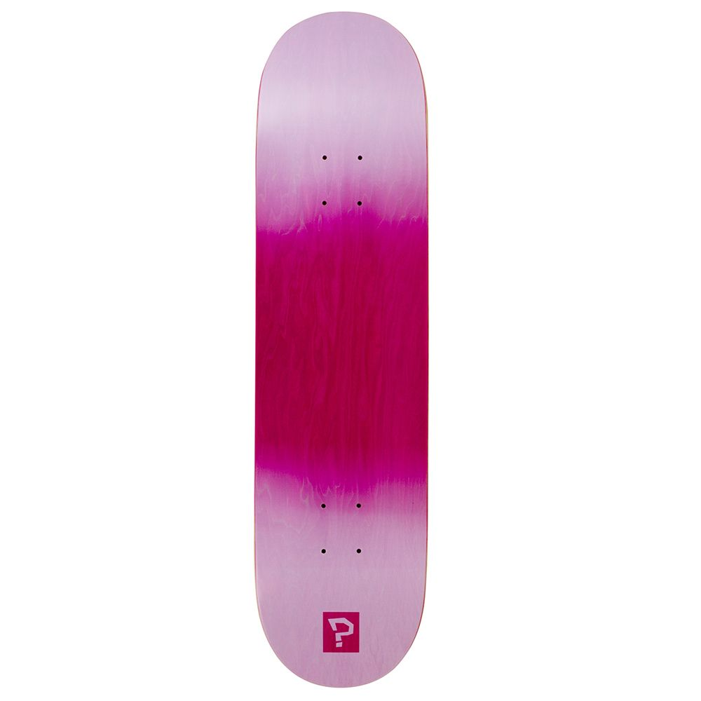 Blat enuff skateboard tritone pink 8x32