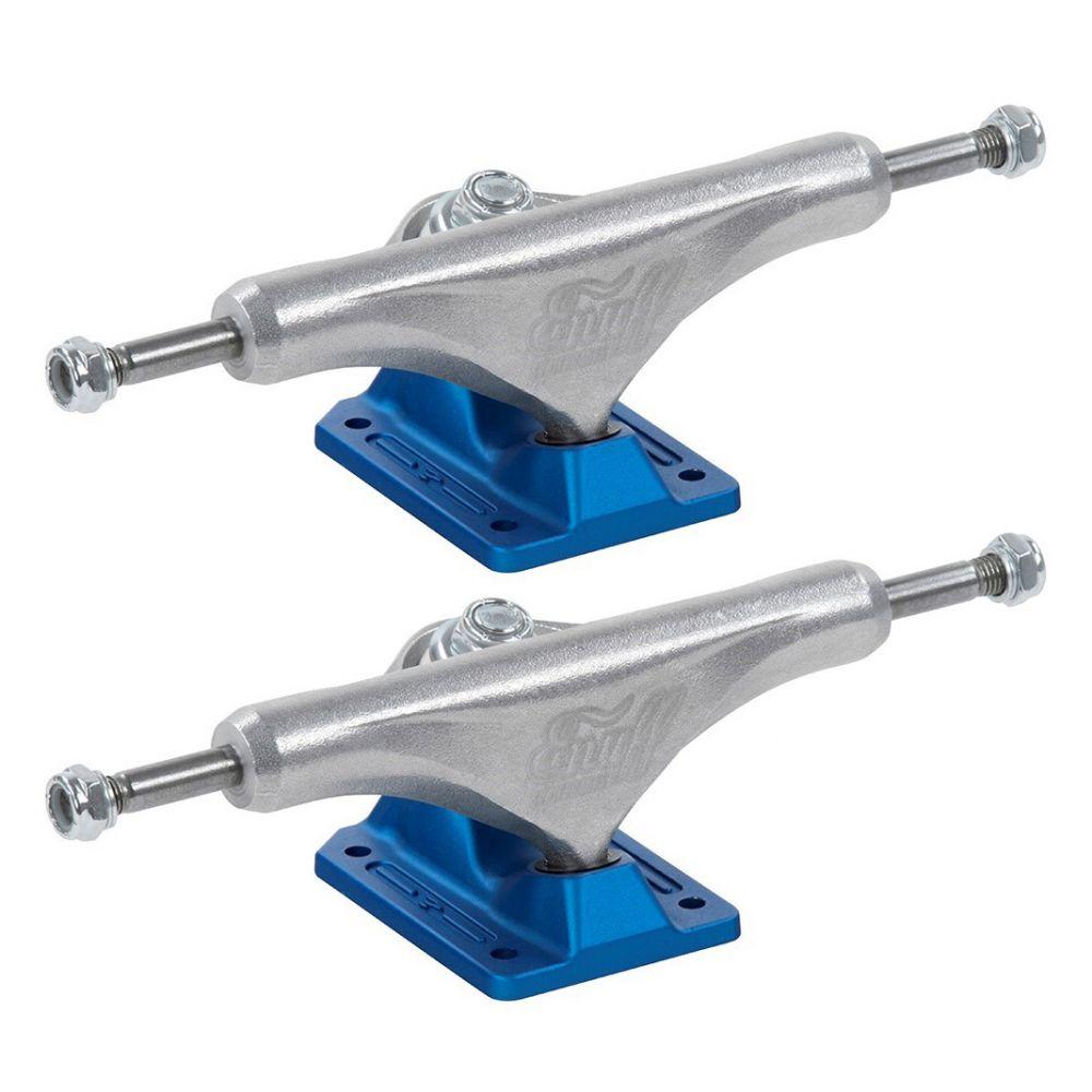 Trucki Enuff Decade Pro Satin Truck nat blu 139mm
