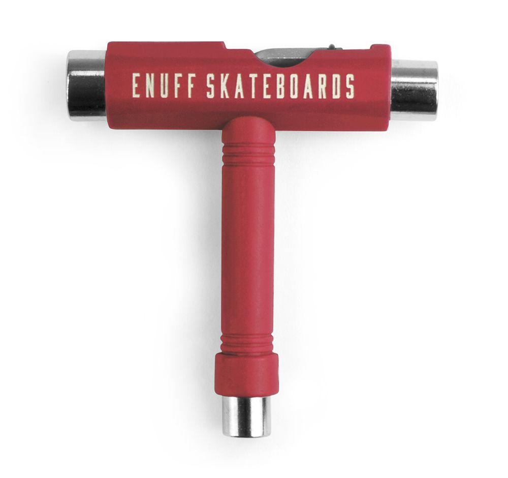 Klucz do deskorolki Enuff T tool Red