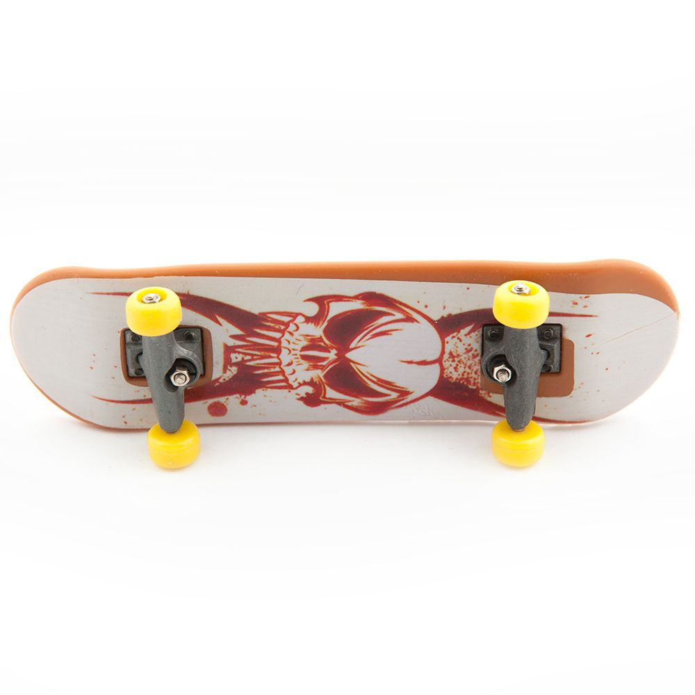 Fingerboard Tech Deck Skull