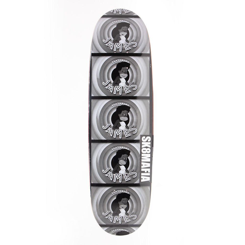 Blat Deck Sk8mafia Kellen It Egg Shape 8.7 skate