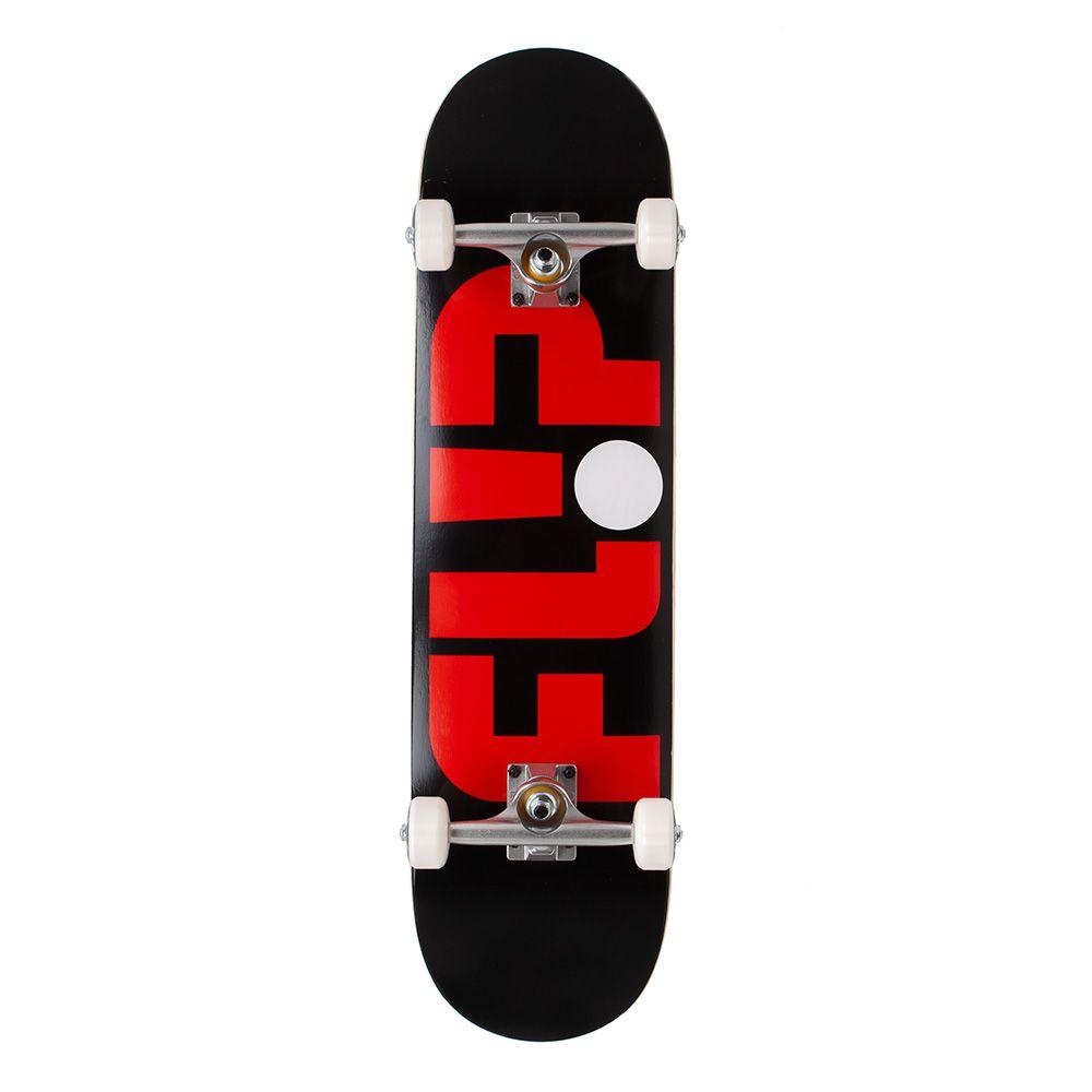 Deskorolka kompletna Flip Odyssey Black 8.0 skate