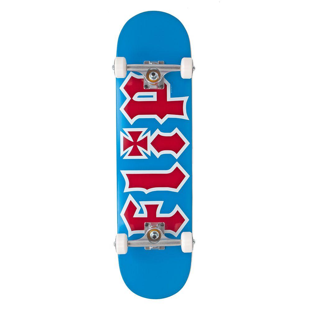 Deskorolka kompletna Flip Team Blue 8.0 skate pro