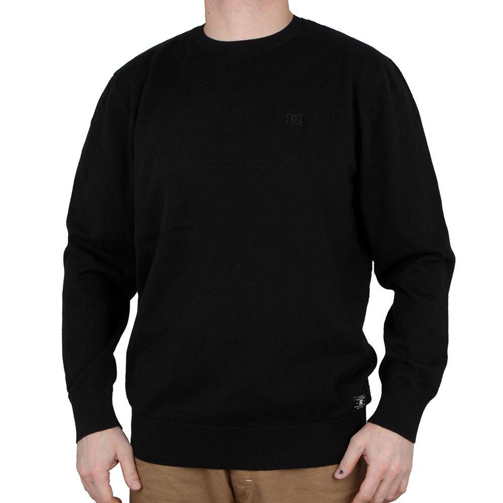 Sweter DC Shoe Sabotage kvj Black