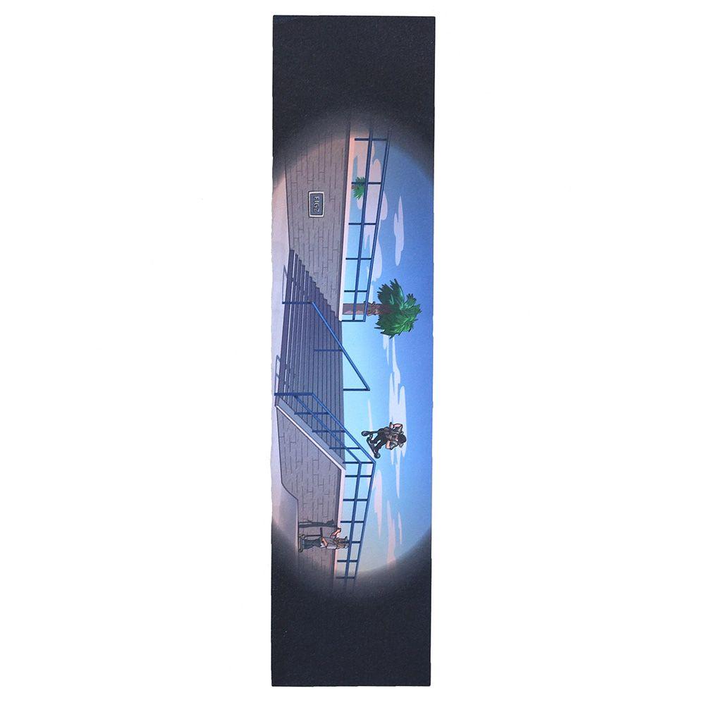 Papier Grip tape Figz na hulajnogę Juzzy Carter