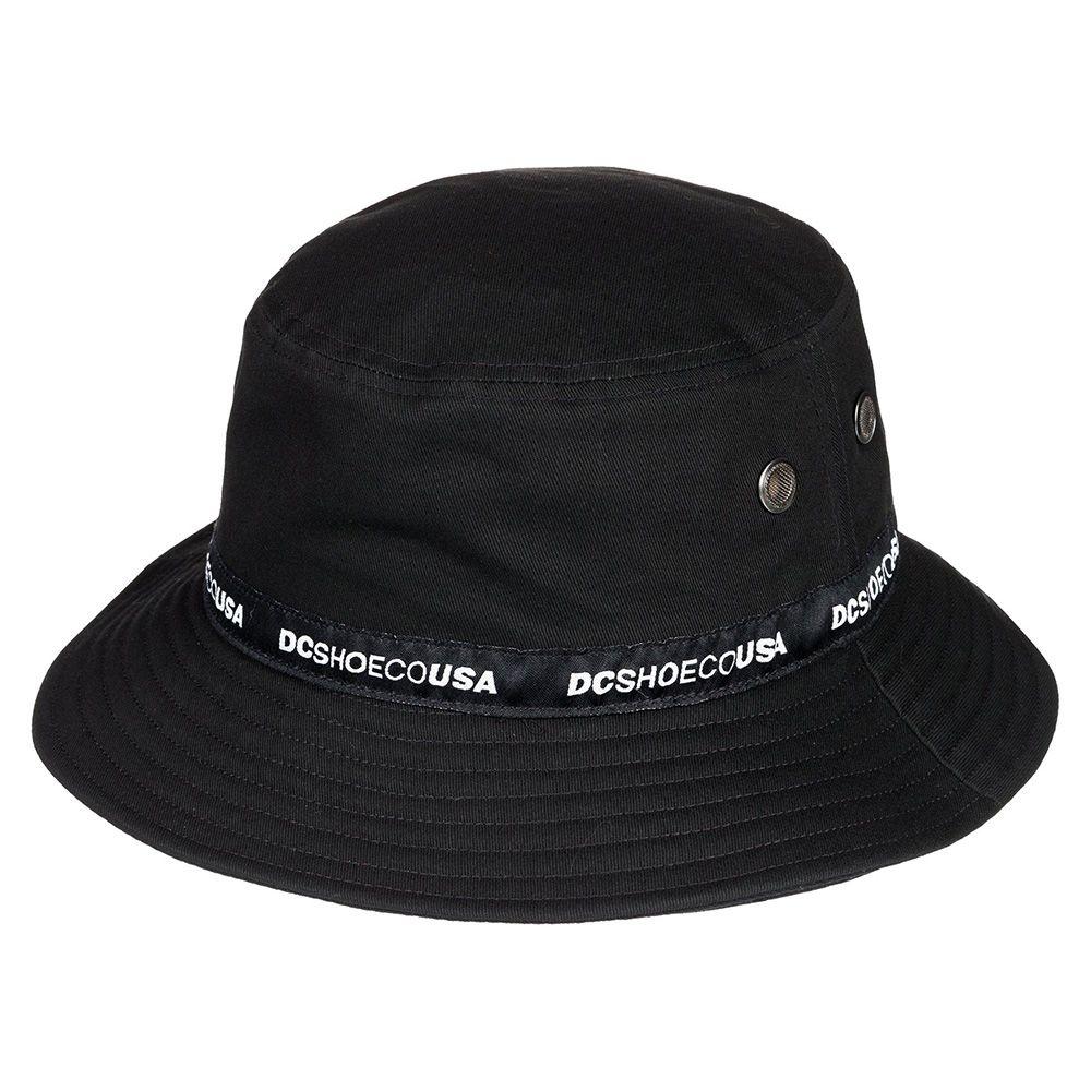 Kapelusz Dc Shoe Scratcher czarny bucket hat
