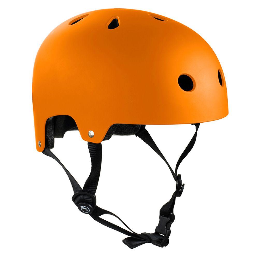 Kask SFR ESSENTIALS na deskę Skate Pomarańcz