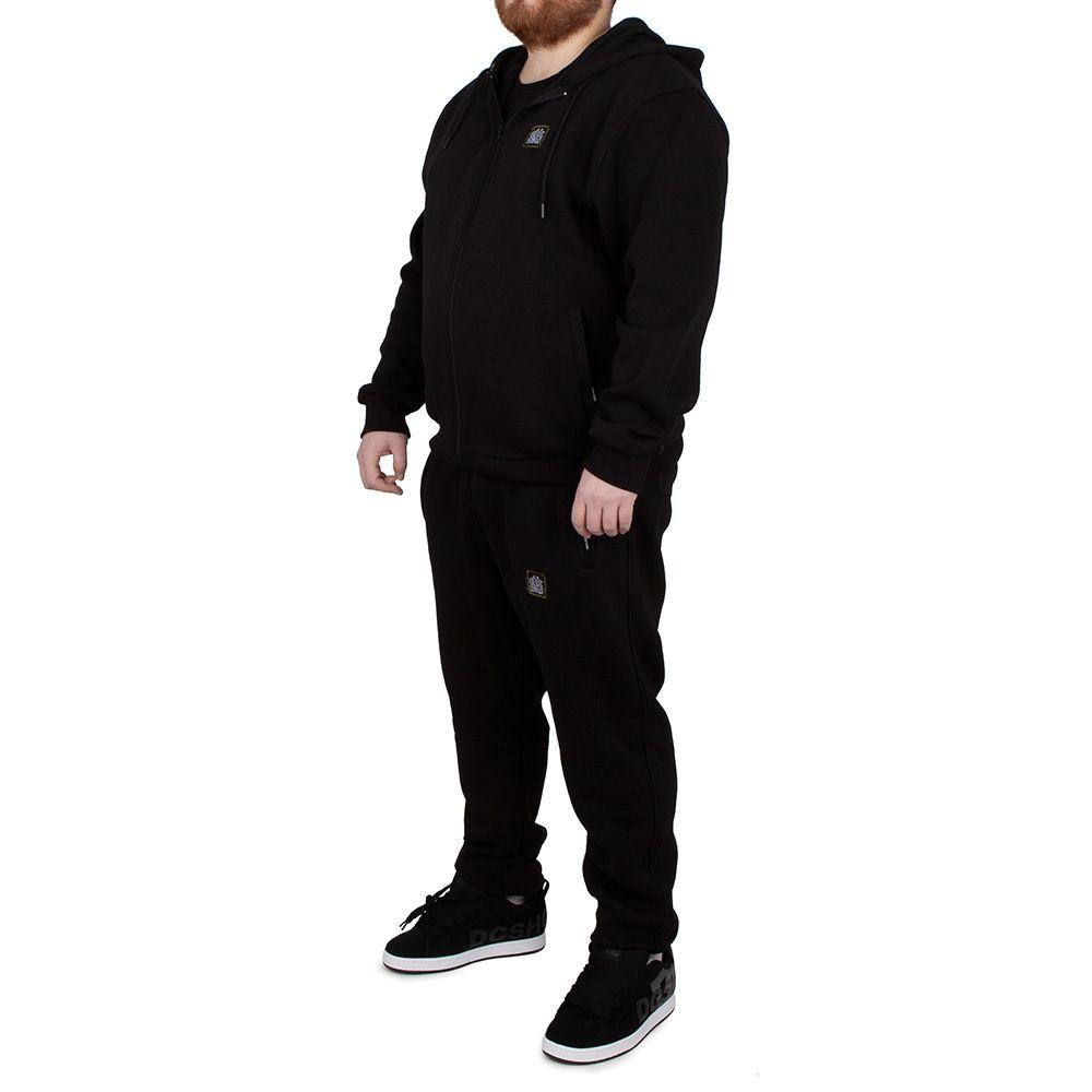 Kompletny dres Chillout Tager BIG czarne Size