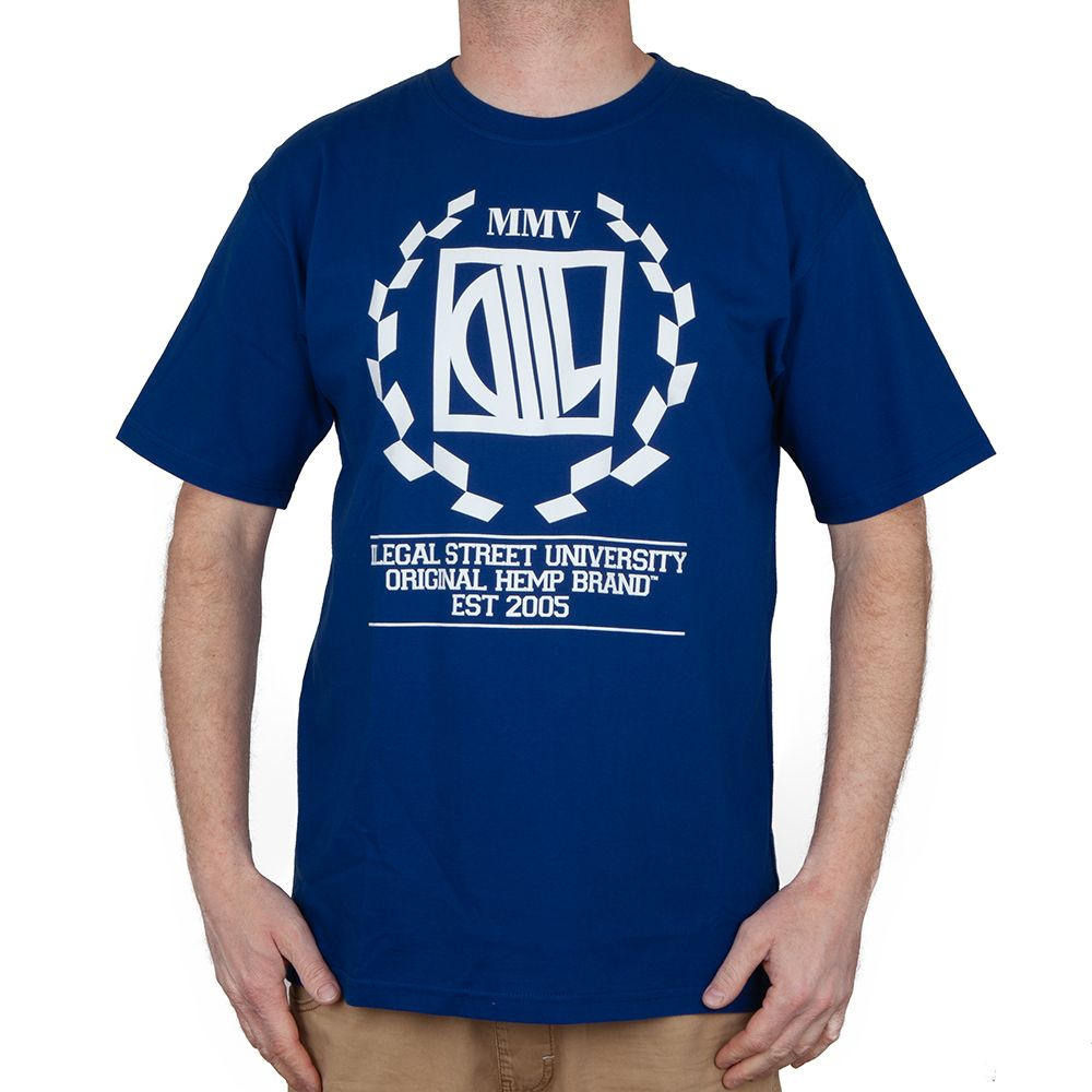 Koszulka Diil Harvard New chabrowy Hem gru