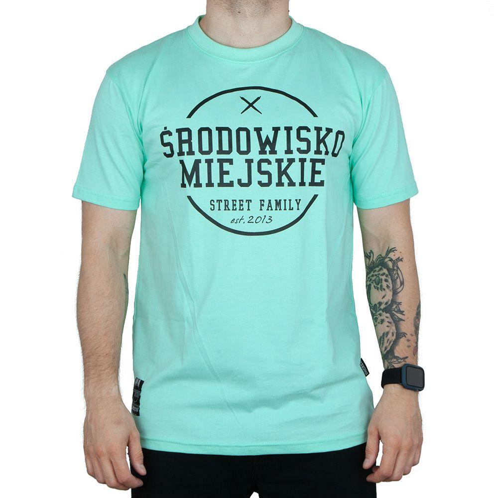 Koszulka T-shirt Środowisko Miejskie Theme Mt