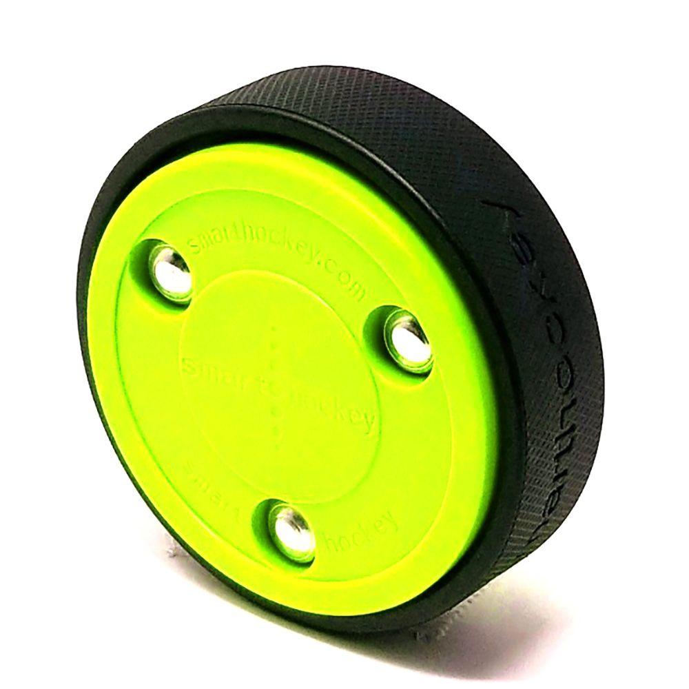 Krążek hokejowy in-line Smart Hockey Neon 4oz