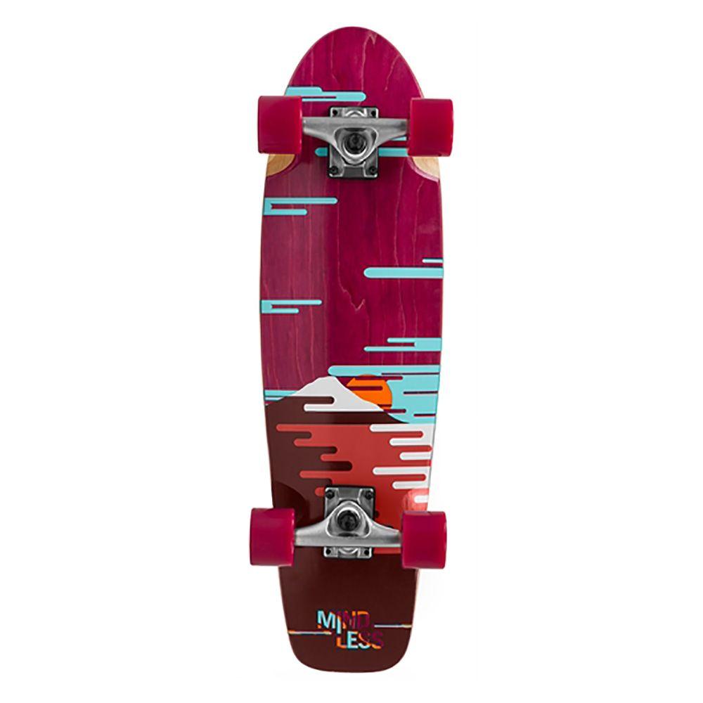 Deska Longboard Mindless SUNSET CRUISER red