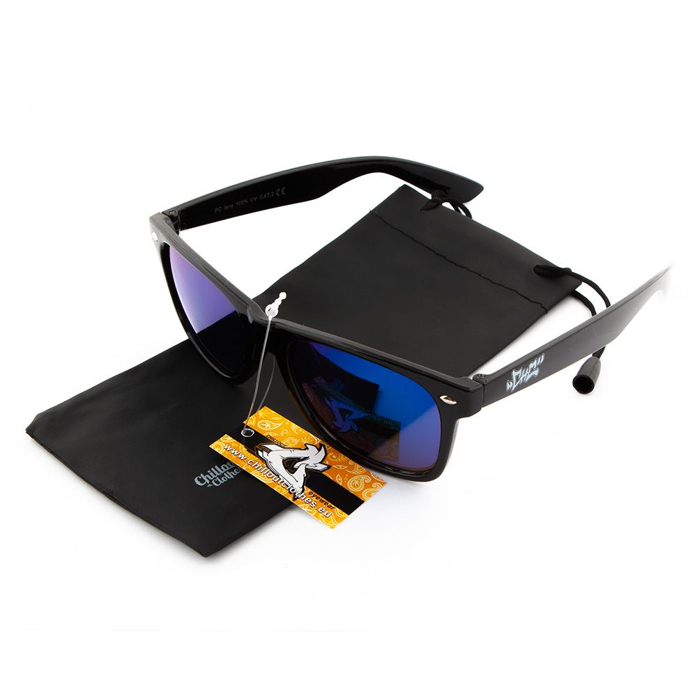 Okulary przeciwsłoneczne Chillout CHC pin BLK DB L