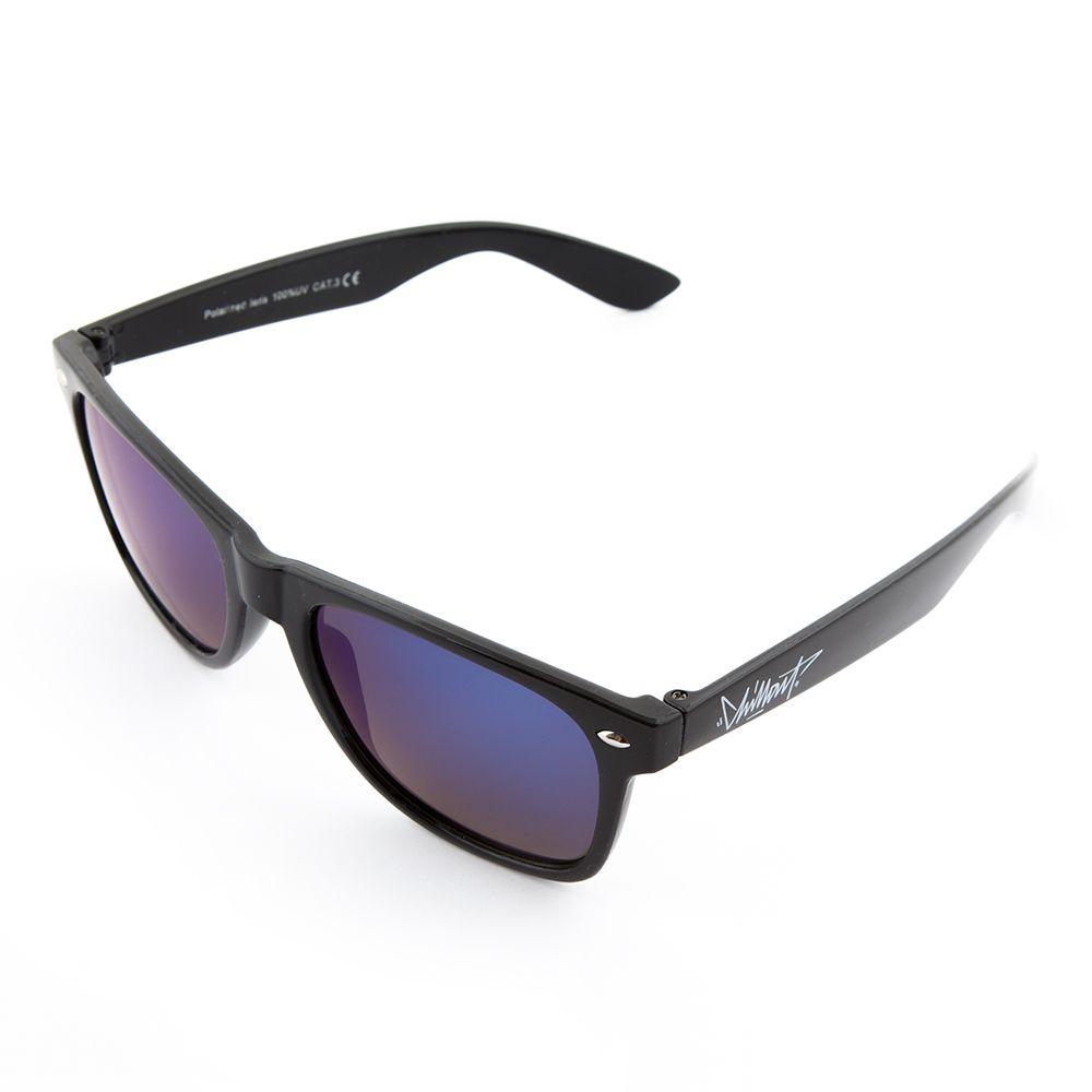 Okulary słoneczne Chillout pin Pol Write M blk blu