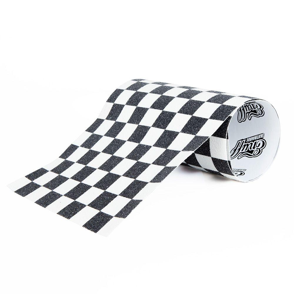 Papier Grip tape Enuff 84 x 22.8cm szachownica wht