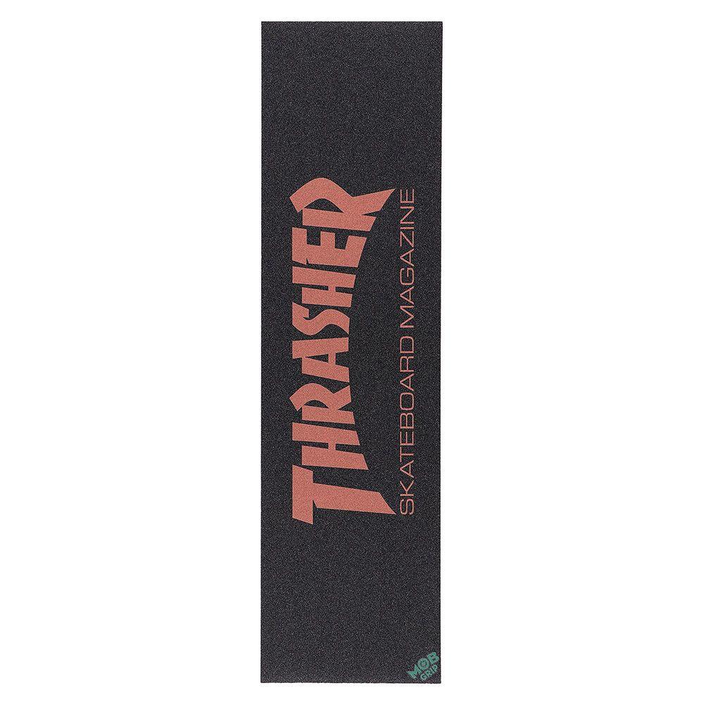 Papier Grip tape Thrasher Mob Grip Orange 9x33
