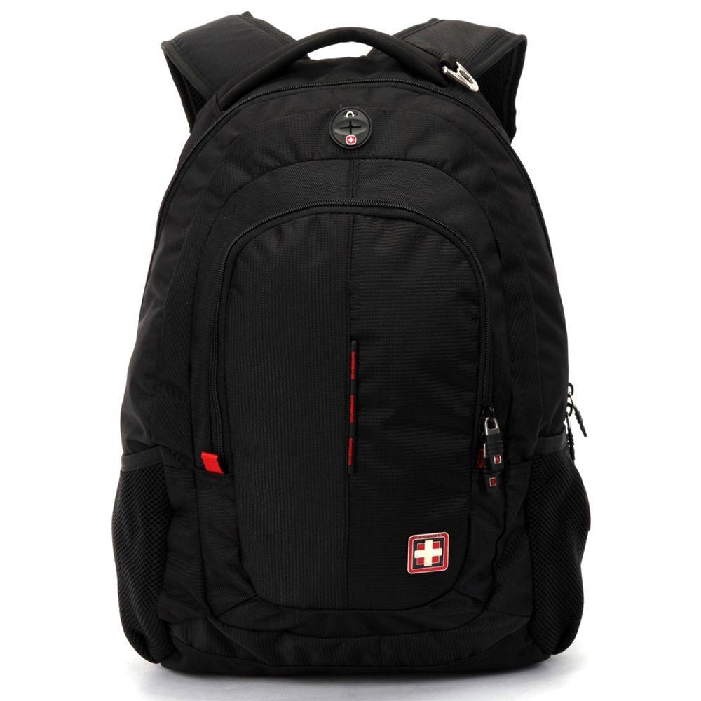 przedstawianie urzędnik słodkie tanie Plecak na laptopa SwissBag B2S 26L