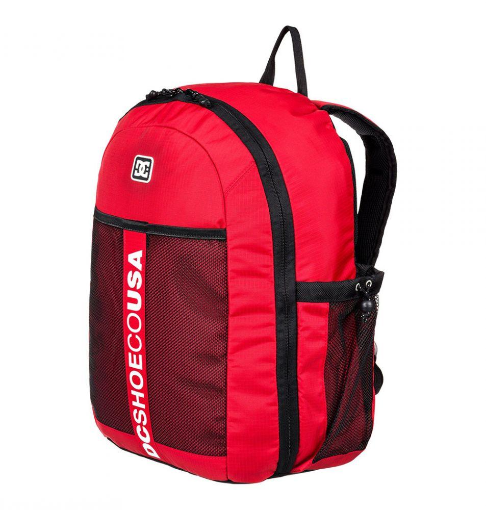 Plecak szkolny DC Bumper 22L czerwony na laptopa