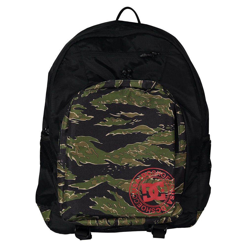 Plecak szkolny DC Slickers camo na laptop 15 cali