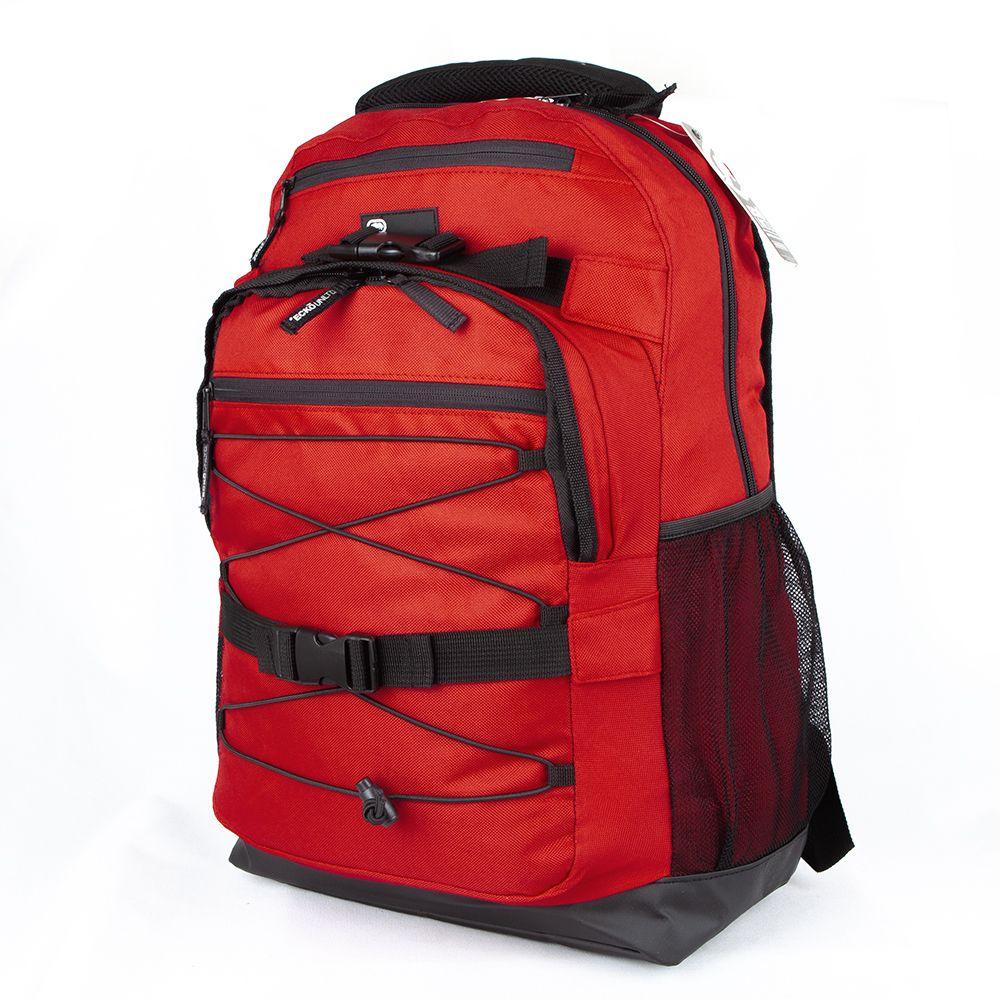 Plecak szkolny Ecko Stealth True Red czerwony