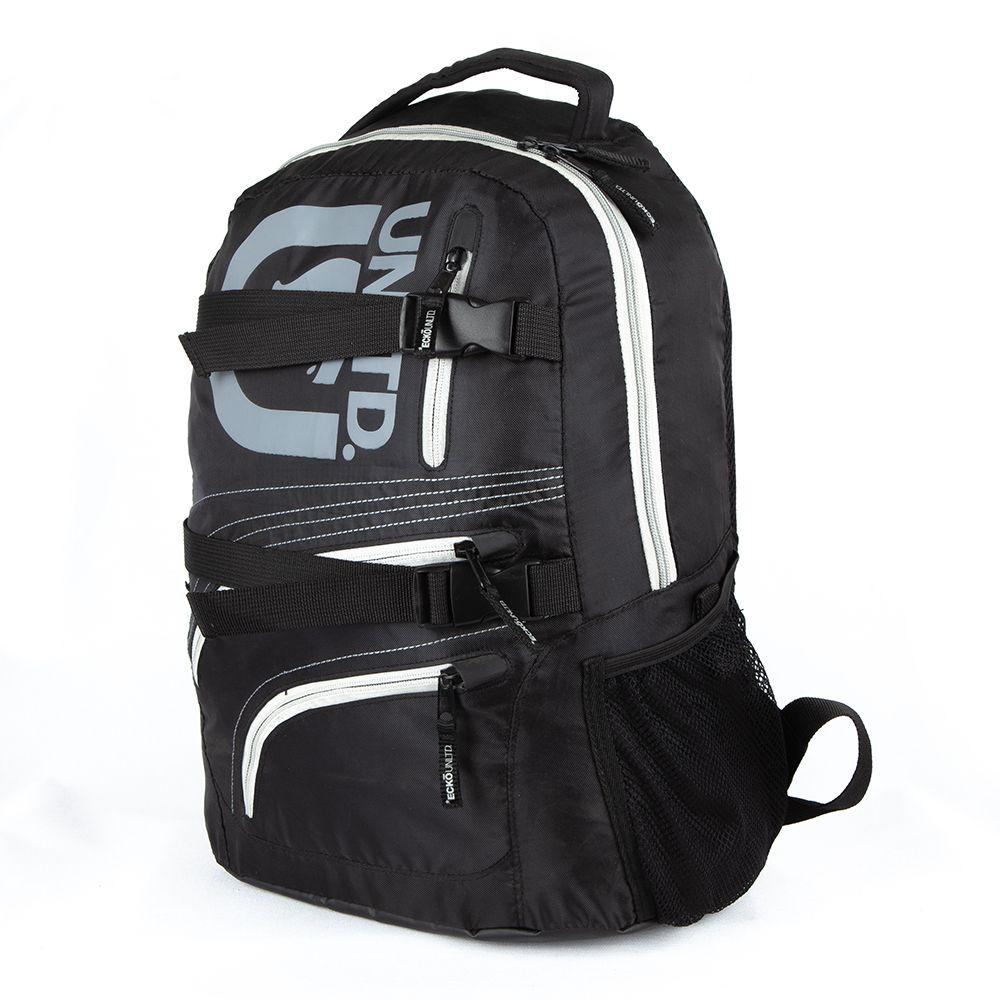 Plecak szkolny Ecko Unlimited Uncut Black czarny