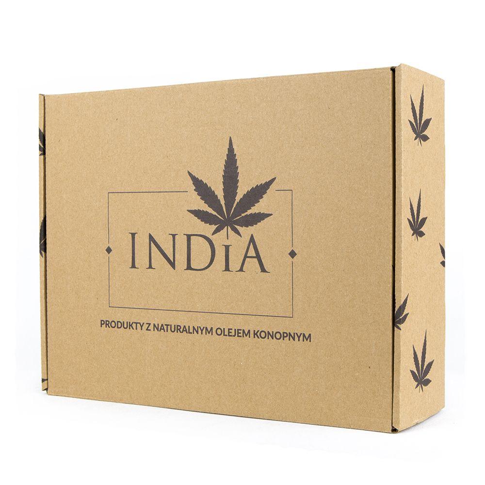 Pudełko prezentowe od India cosmetics