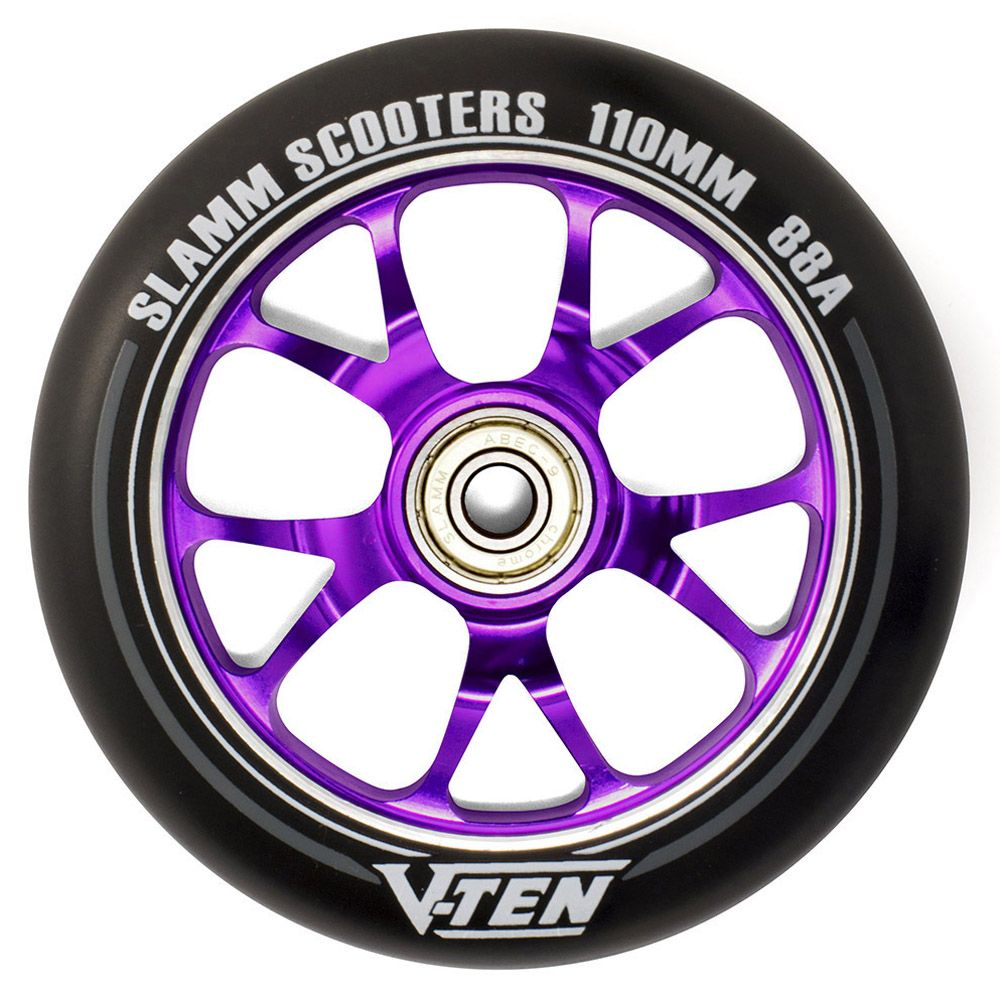 Auminiowe koło do hulajnogi slamm 110mm V-Ten II Pur