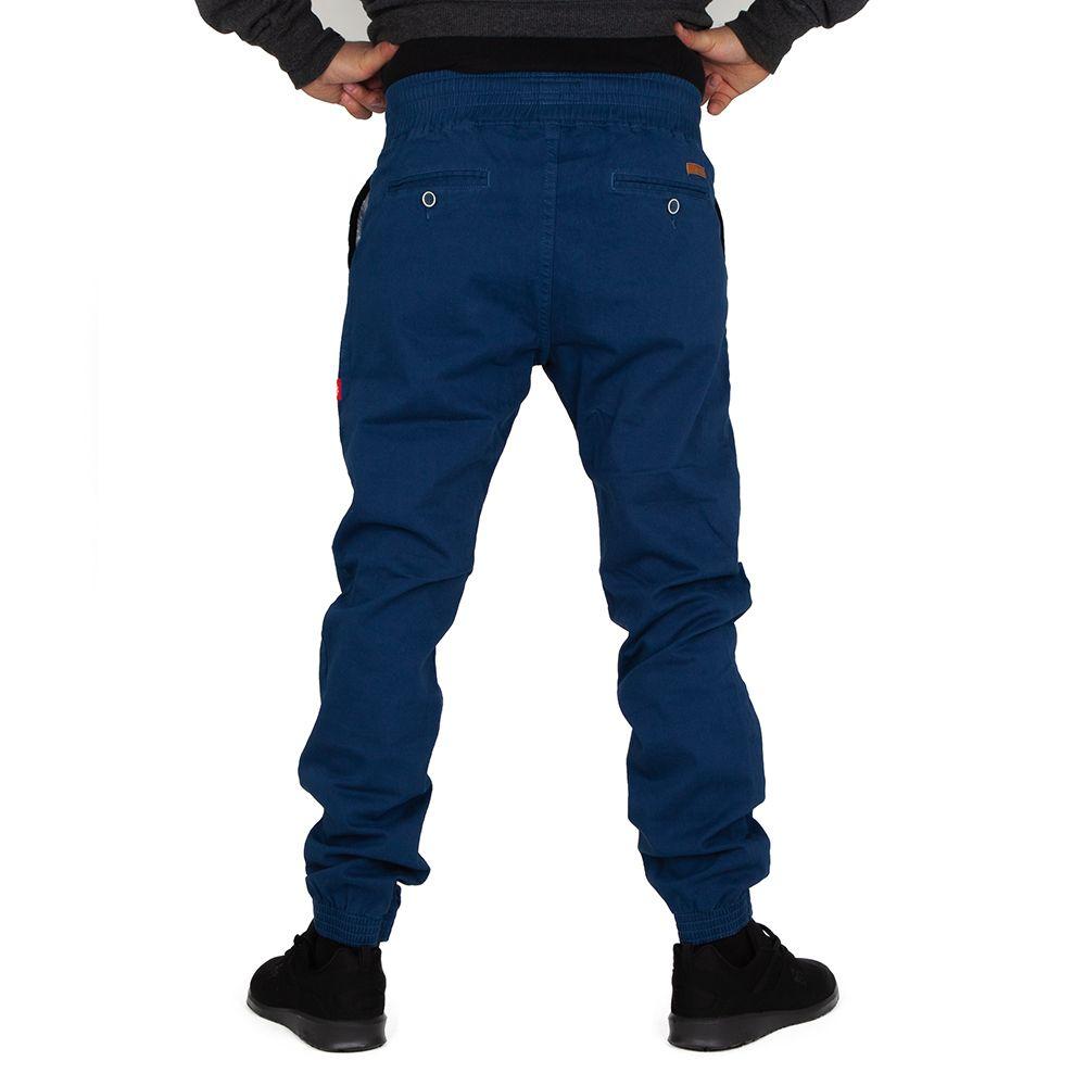 Spodnie Afrotica Jogger 365 C Gomez granatowy
