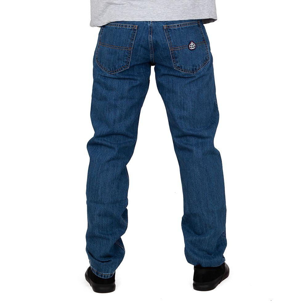 Spodnie Elade Icon Denim regular niebieskie