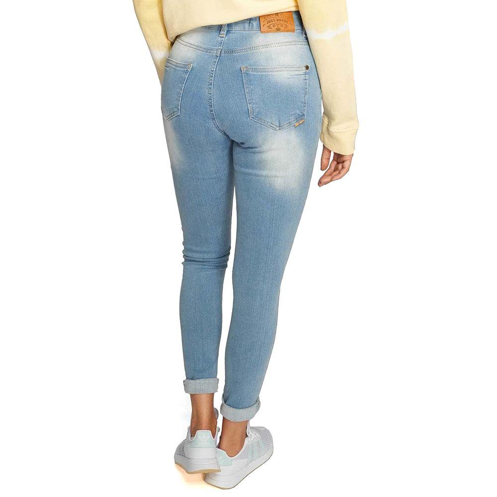 Spodnie Just Rhyse Jeans Buttercup niebieskie