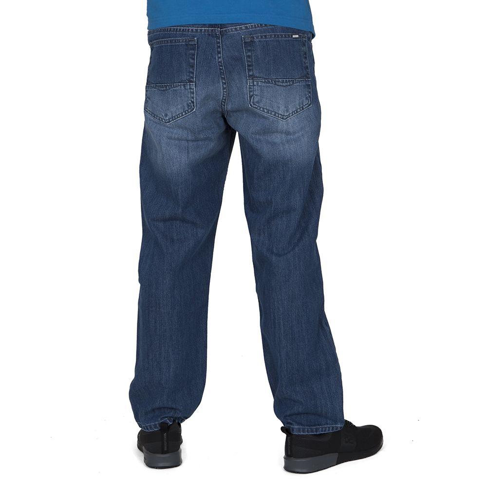 Spodnie Mass Dnm jeans Slang Light niebieskie