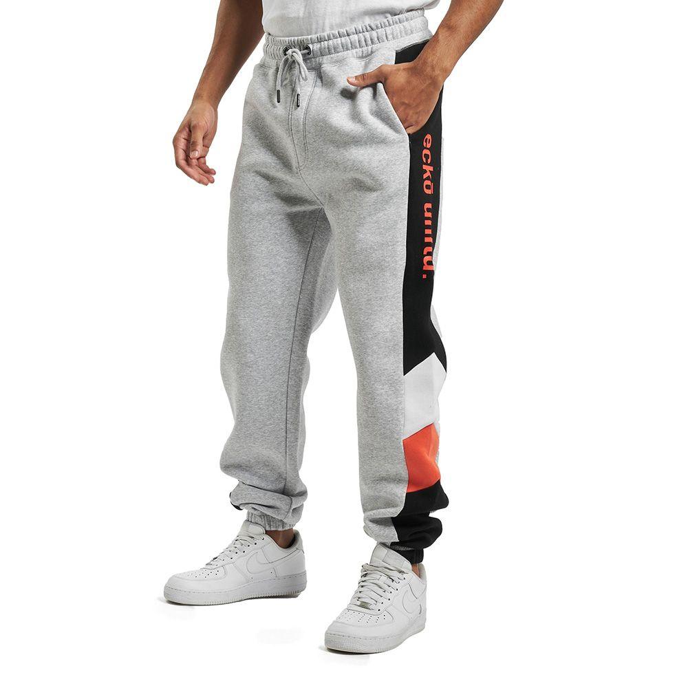 Spodnie dresowe Ecko Unltd. Peter szare