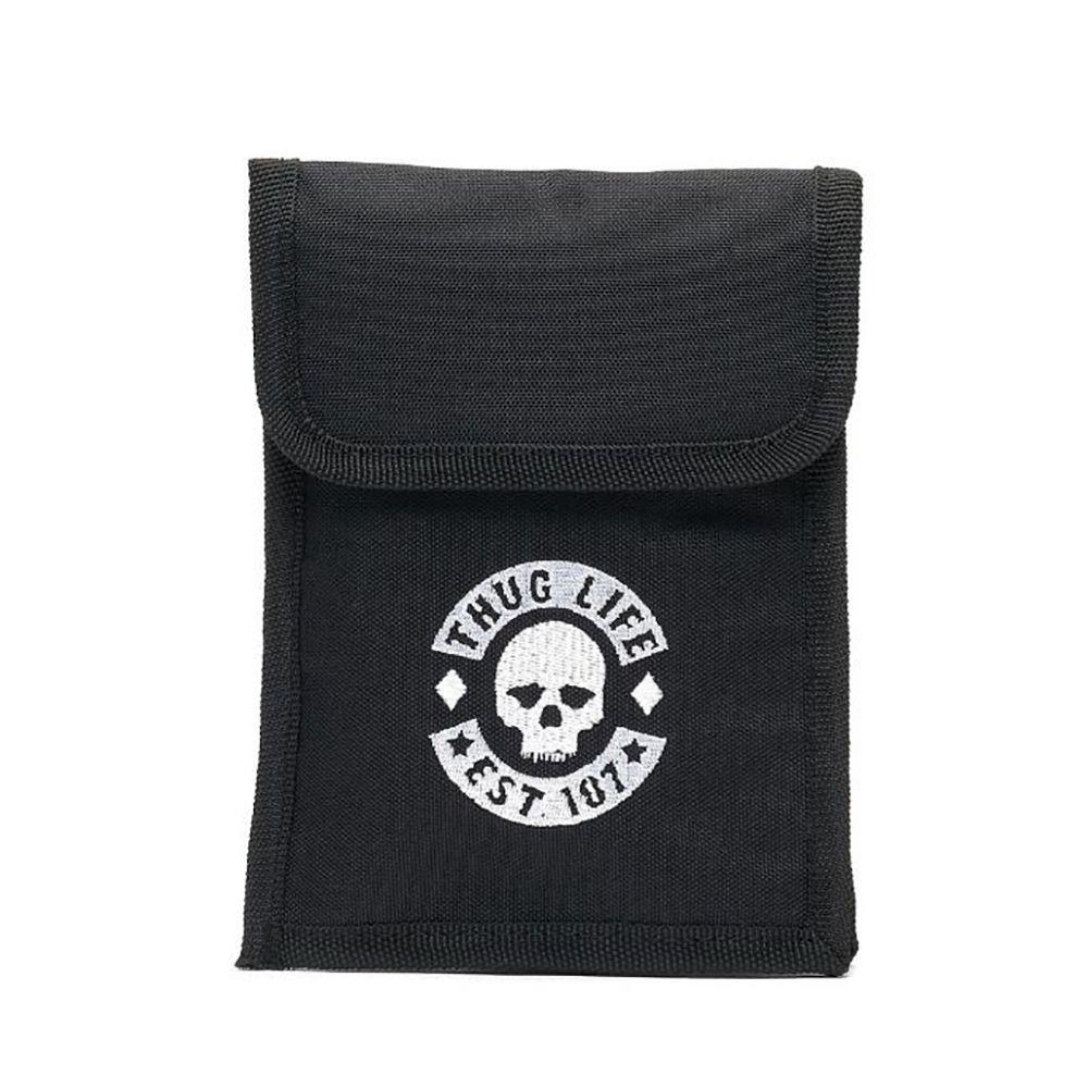 Saszetka na ramię Thug Life Bag Skull in black