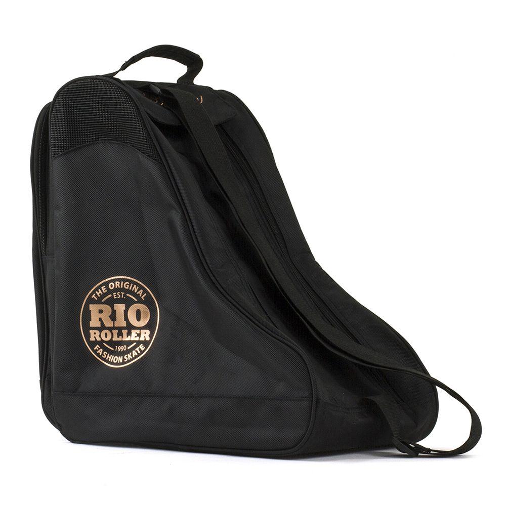 Torba na wrotki rolki Rio Rollers ROSE czarna