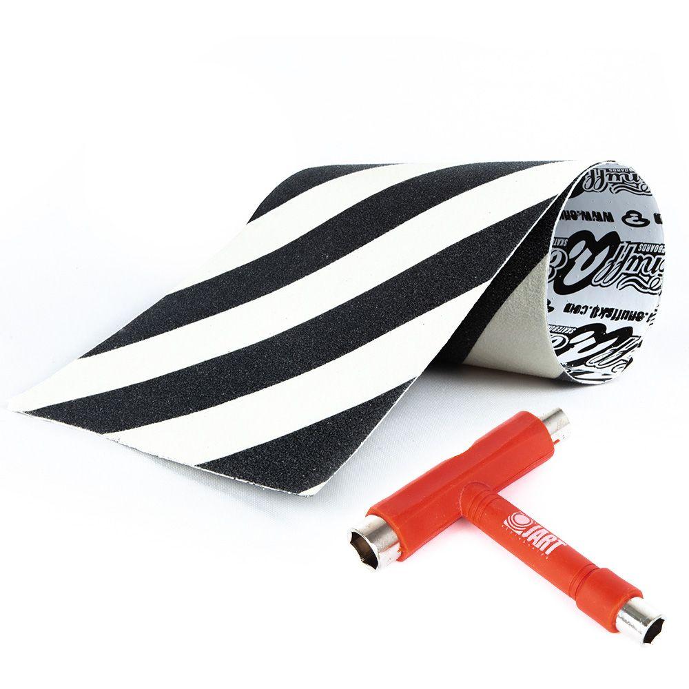 Zestaw grip tape Enuff i klucz T-tool JART SKATE